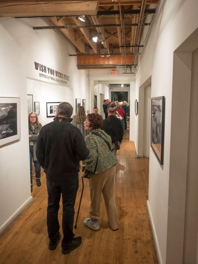 """Wish You Were Here"", Minneapolis Photo Center, February 2017 - Minneapolis, MN"